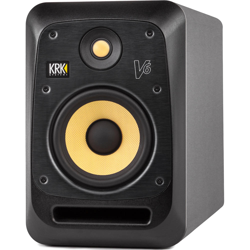 KRK V6-S4 Active Studio Monitor (Single)