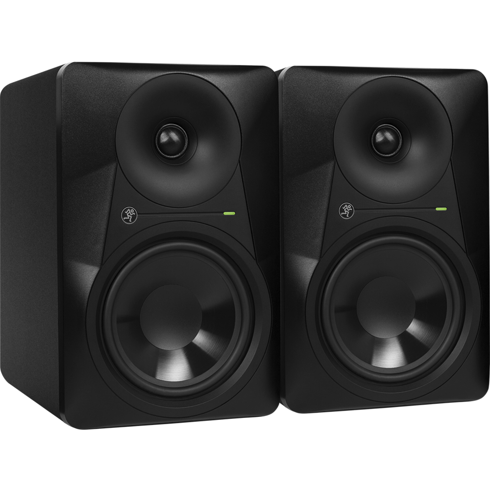 "Mackie MR624, 6.5"" Active Studio Monitors (Pair) (B-Stock)"