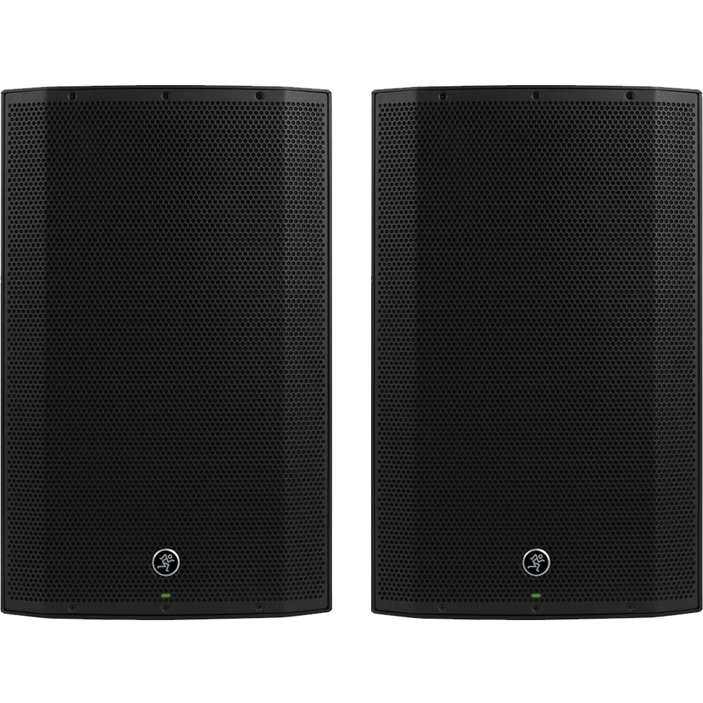 Mackie Thump 15A, Active Portable PA Speakers (Pair)