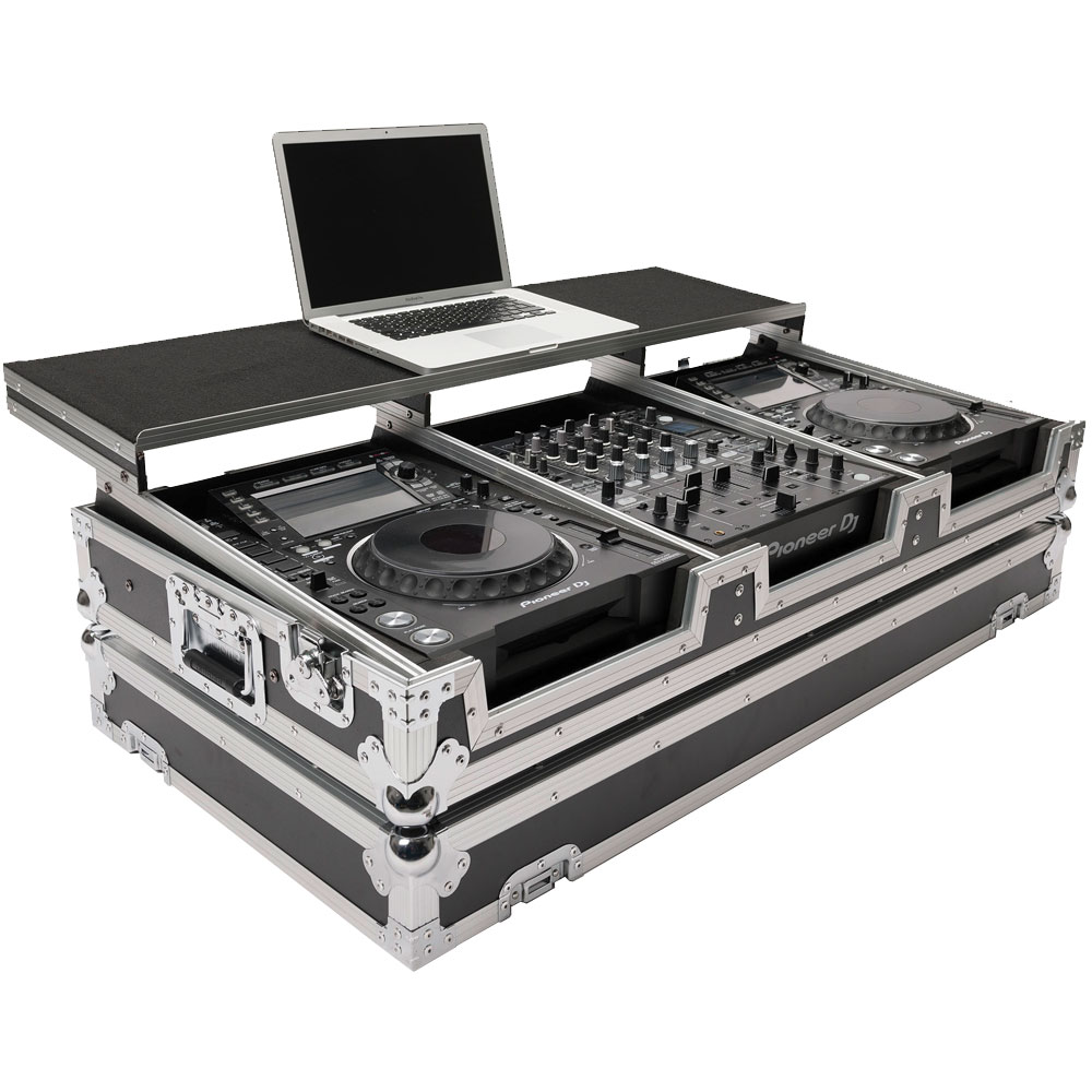 Magma Multi-Format Workstation Player/Mixer Set With Wheels