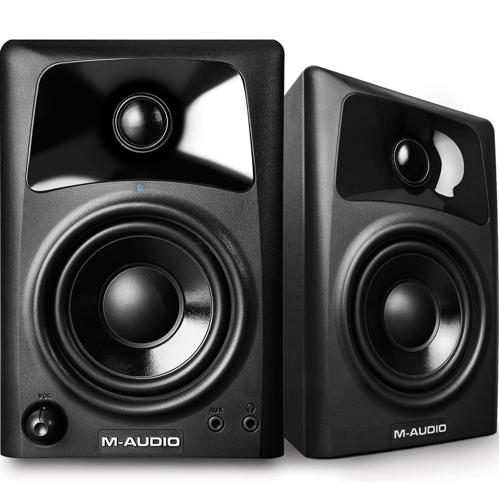 M-Audio AV32 DJ Monitor Speakers