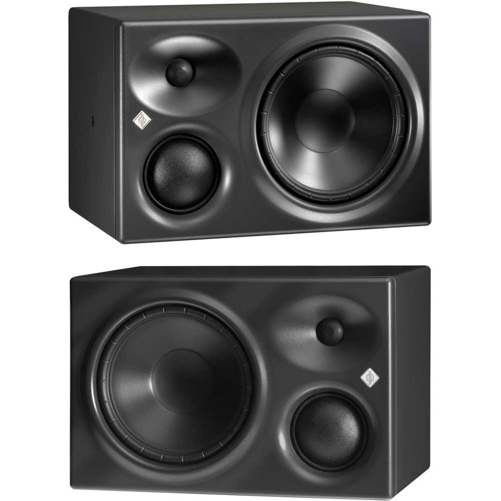 Neumann KH310A Active 3-Way Nearfield Studio Monitors (Pair)
