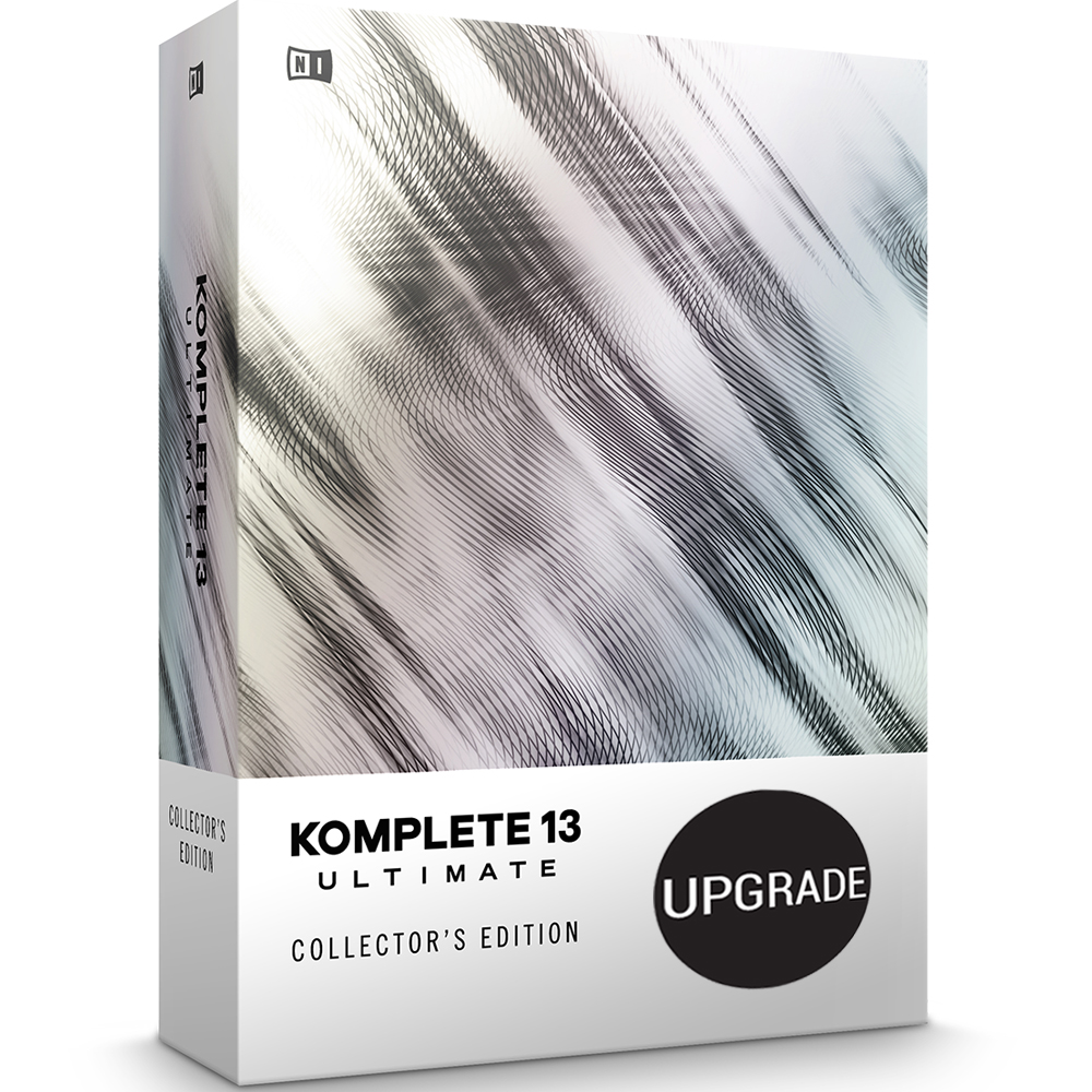 NI Komplete 13 Ultimate Collectors Edition (Upgrade From KU8-13)