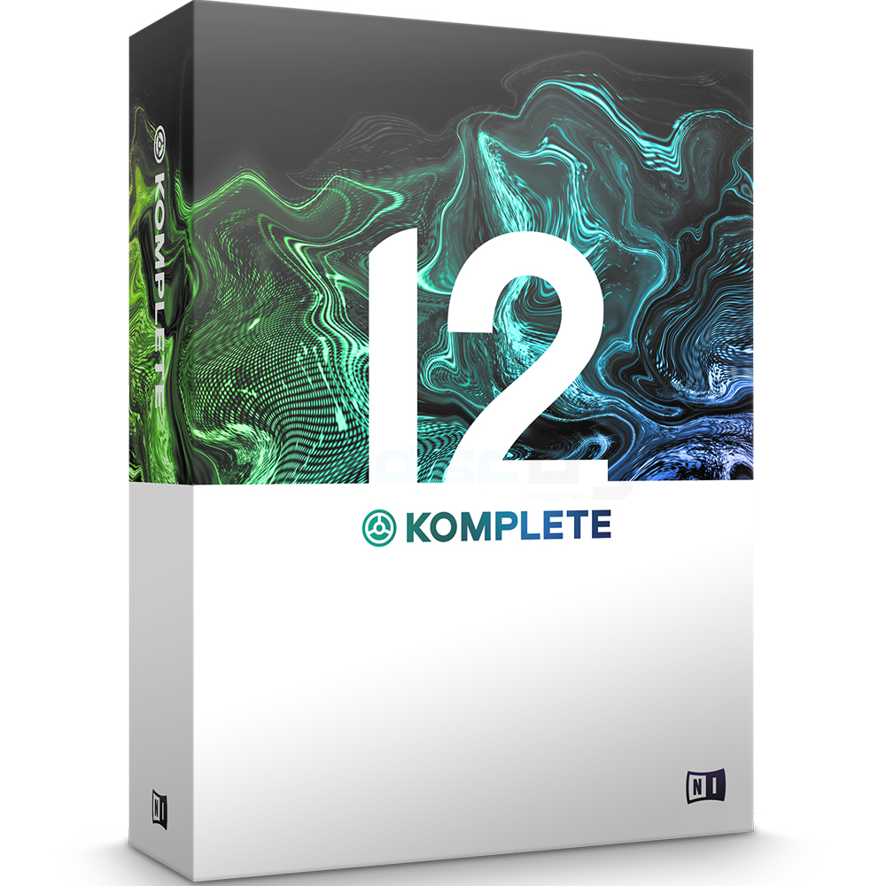 Native Instruments Komplete 12 UPDATE From K2-11