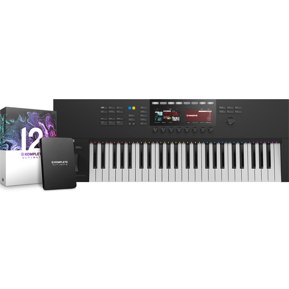 34b41151348 NI Kontrol S49 MK2 - The Disc DJ Store