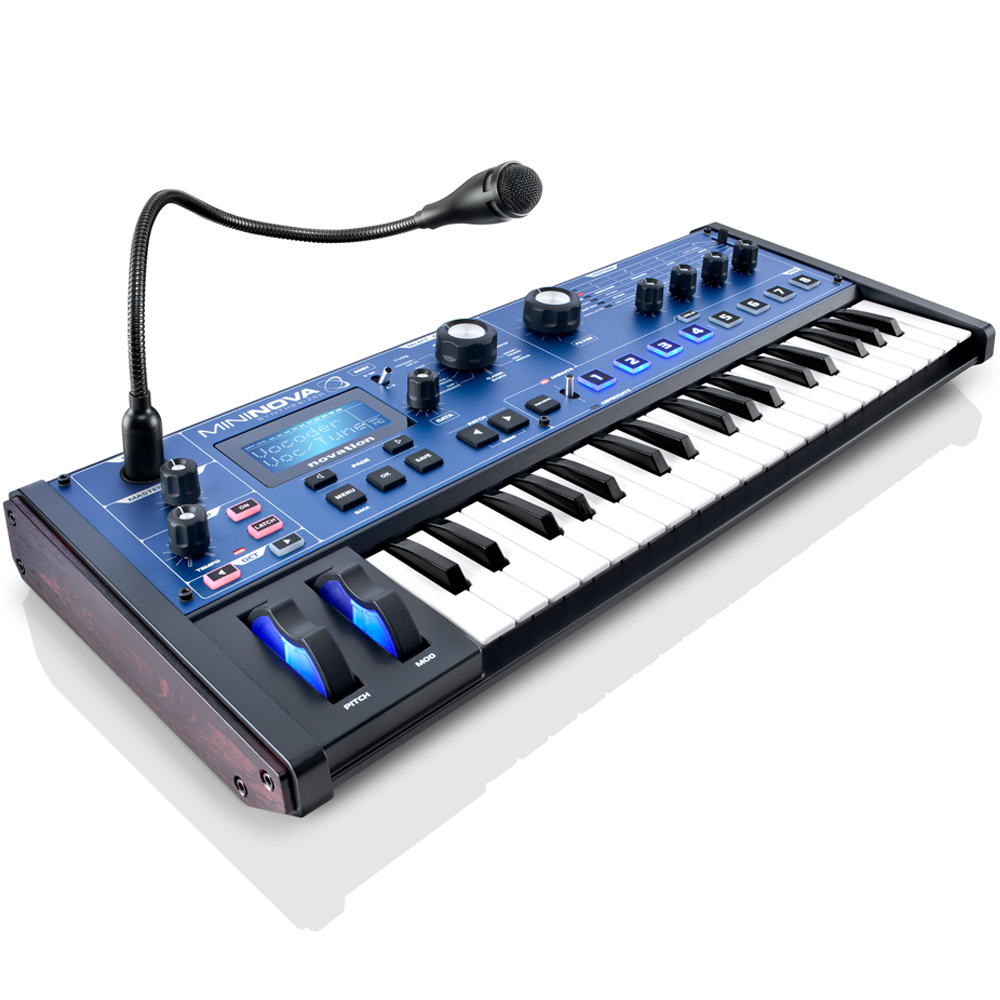 Novation Mininova Compact Synthesizer