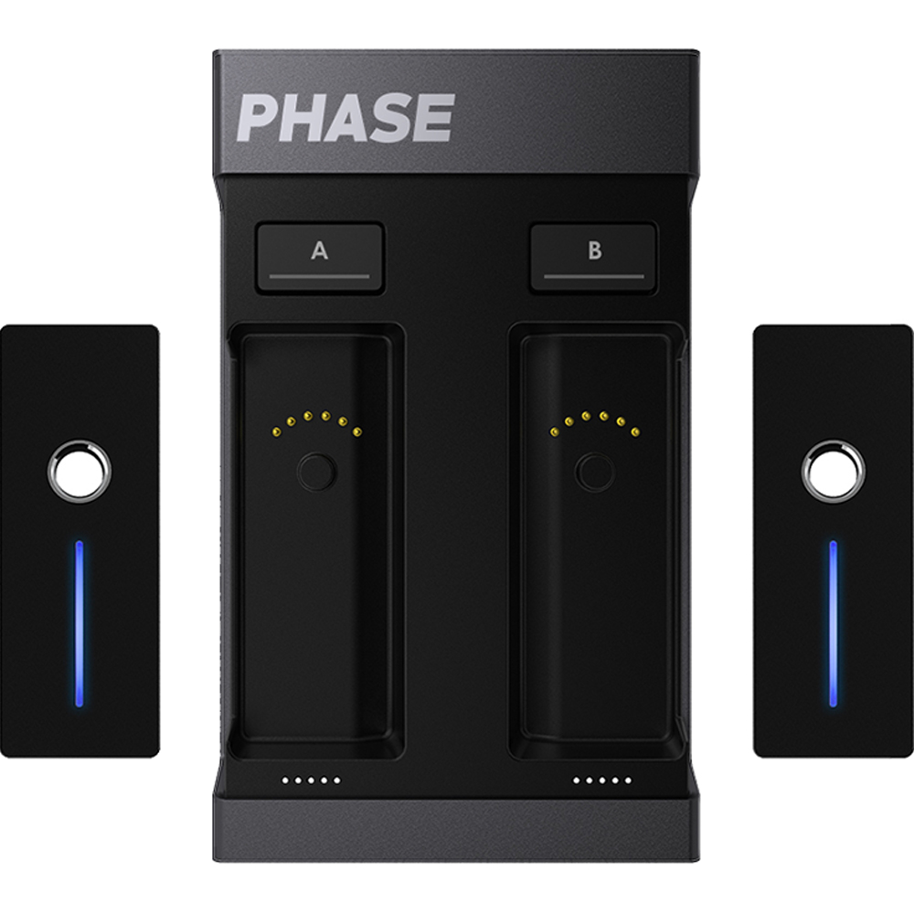 Phase Essential, Wireless DVS System