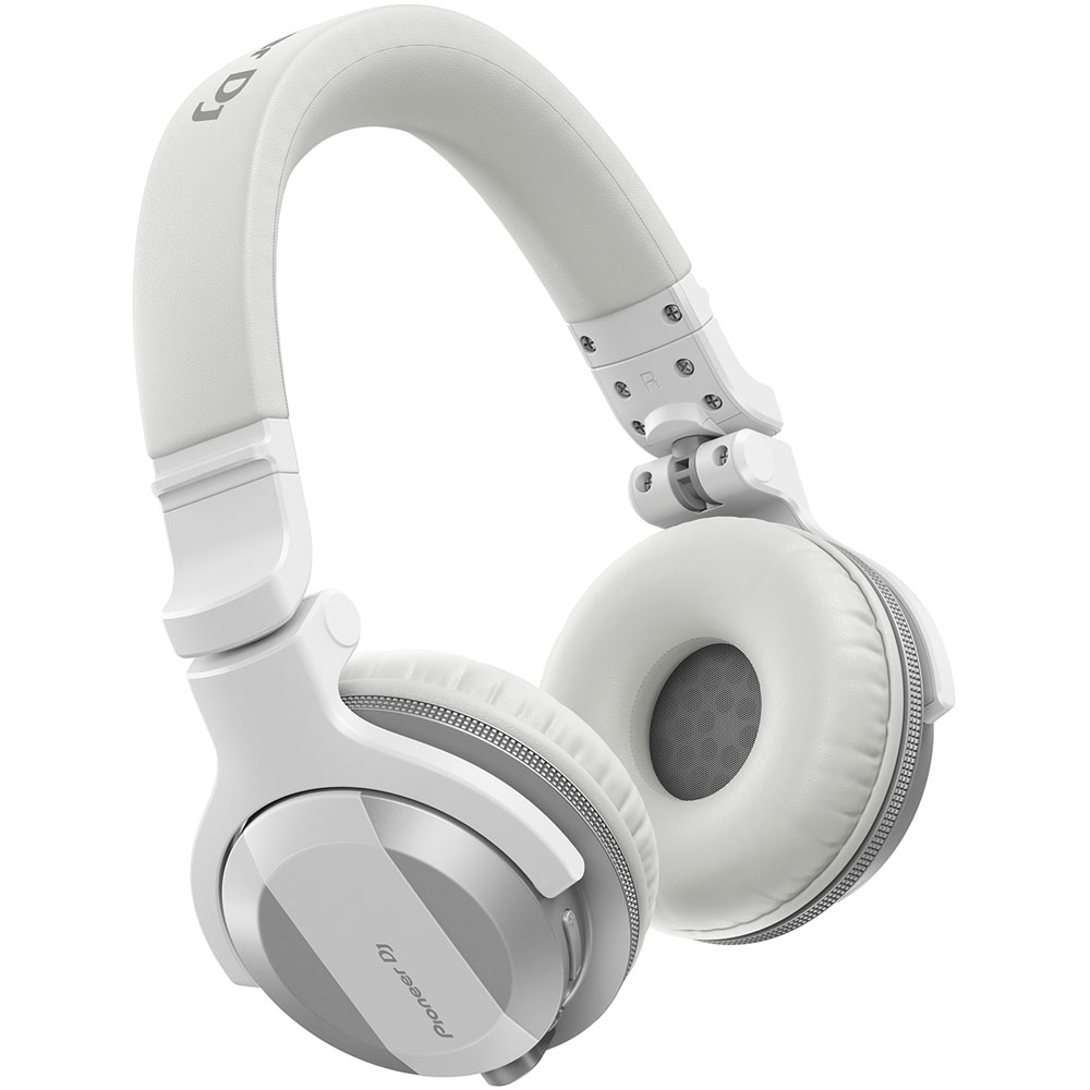 Pioneer HDJ-CUE1BT-W DJ Headphones With Bluetooth (White)