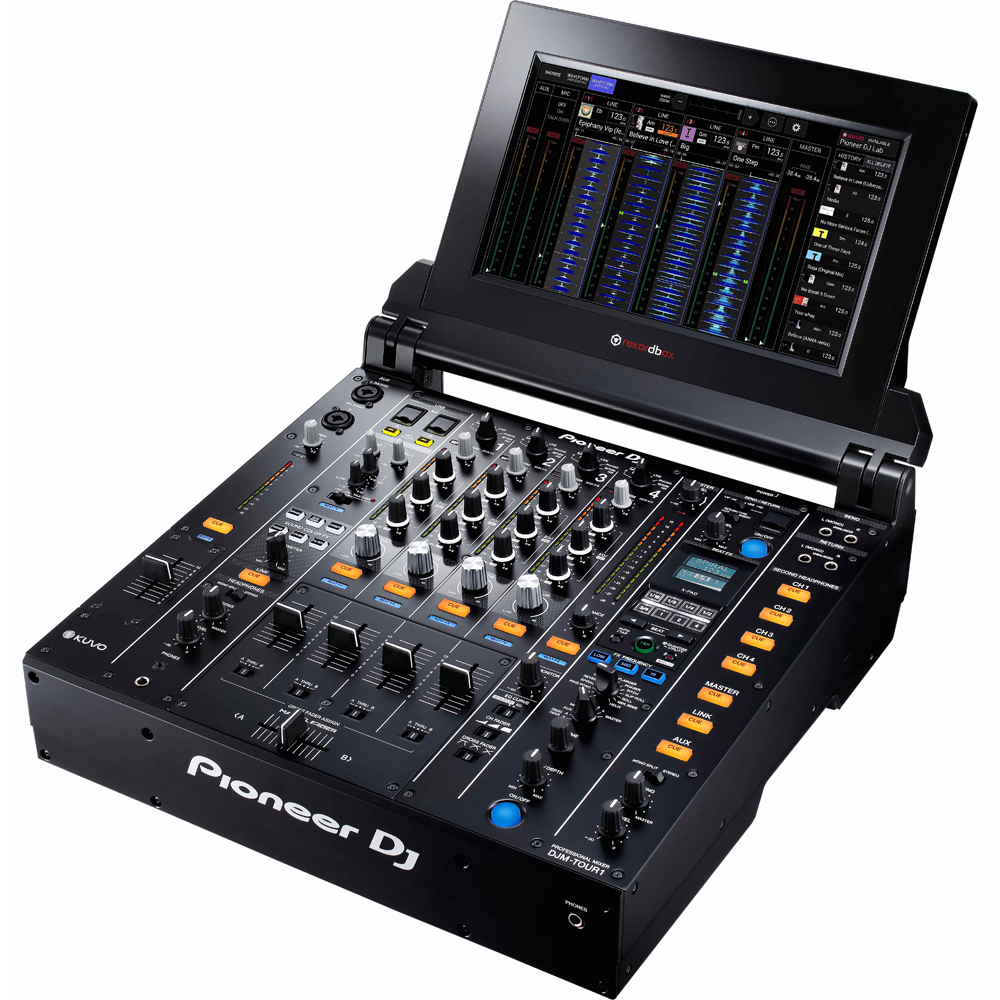 Pioneer DJM-TOUR1 Professional DJ Digital Mixer With Touch Screen