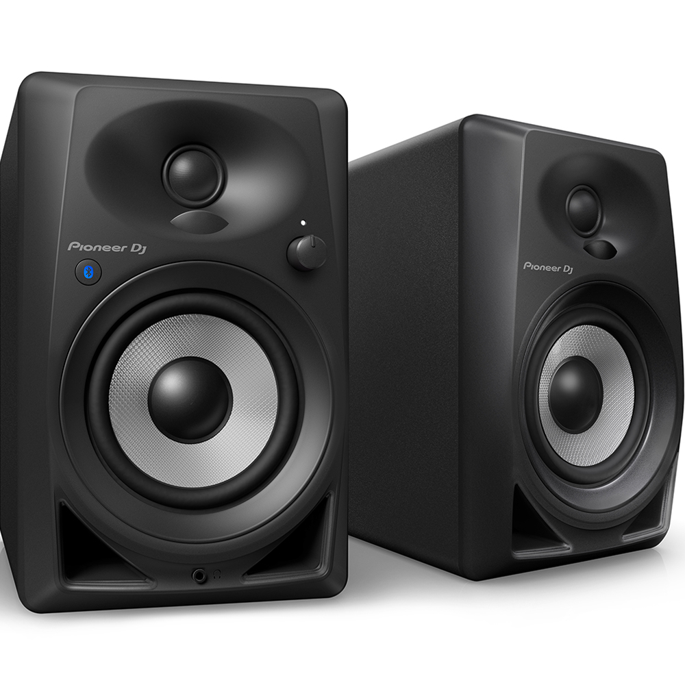 Pioneer DM-40BT 4'' Active Monitors With Bluetooth
