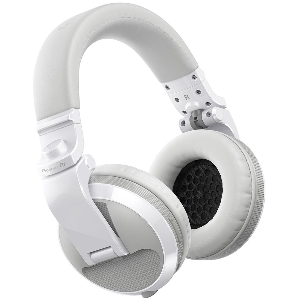d31e89a245d Pioneer HDJ-X5BT White - The Disc DJ Store