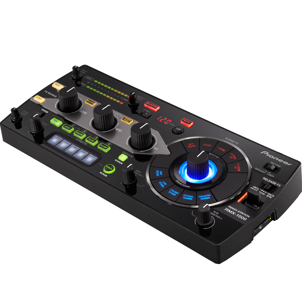 Pioneer RMX-1000 Remix Station, DJ Effects Unit