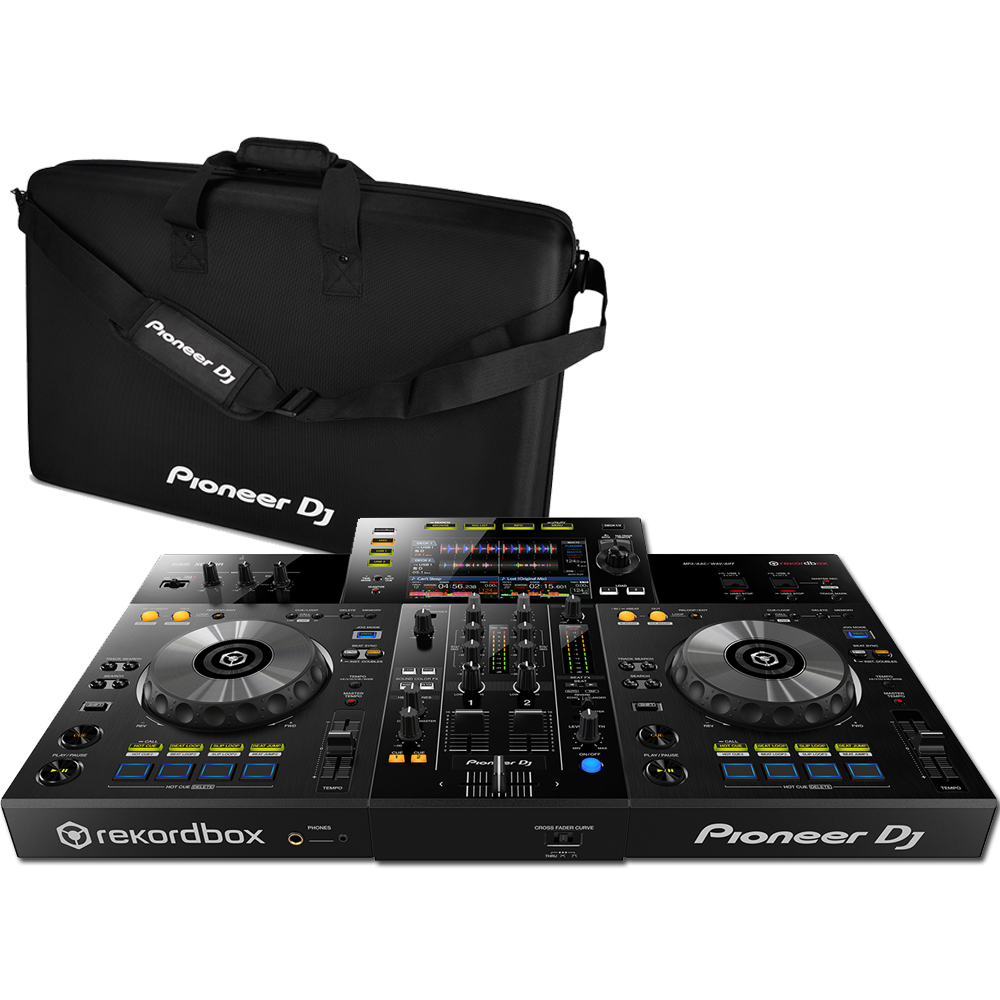 ​Pioneer XDJ-RR, All-In-One Rekordbox DJ System + Official Carry Case