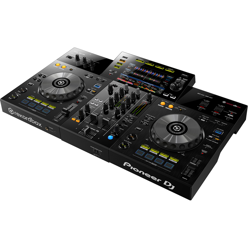 Pioneer XDJ-RR, 2 Channel All-In-One DJ System For Rekordbox