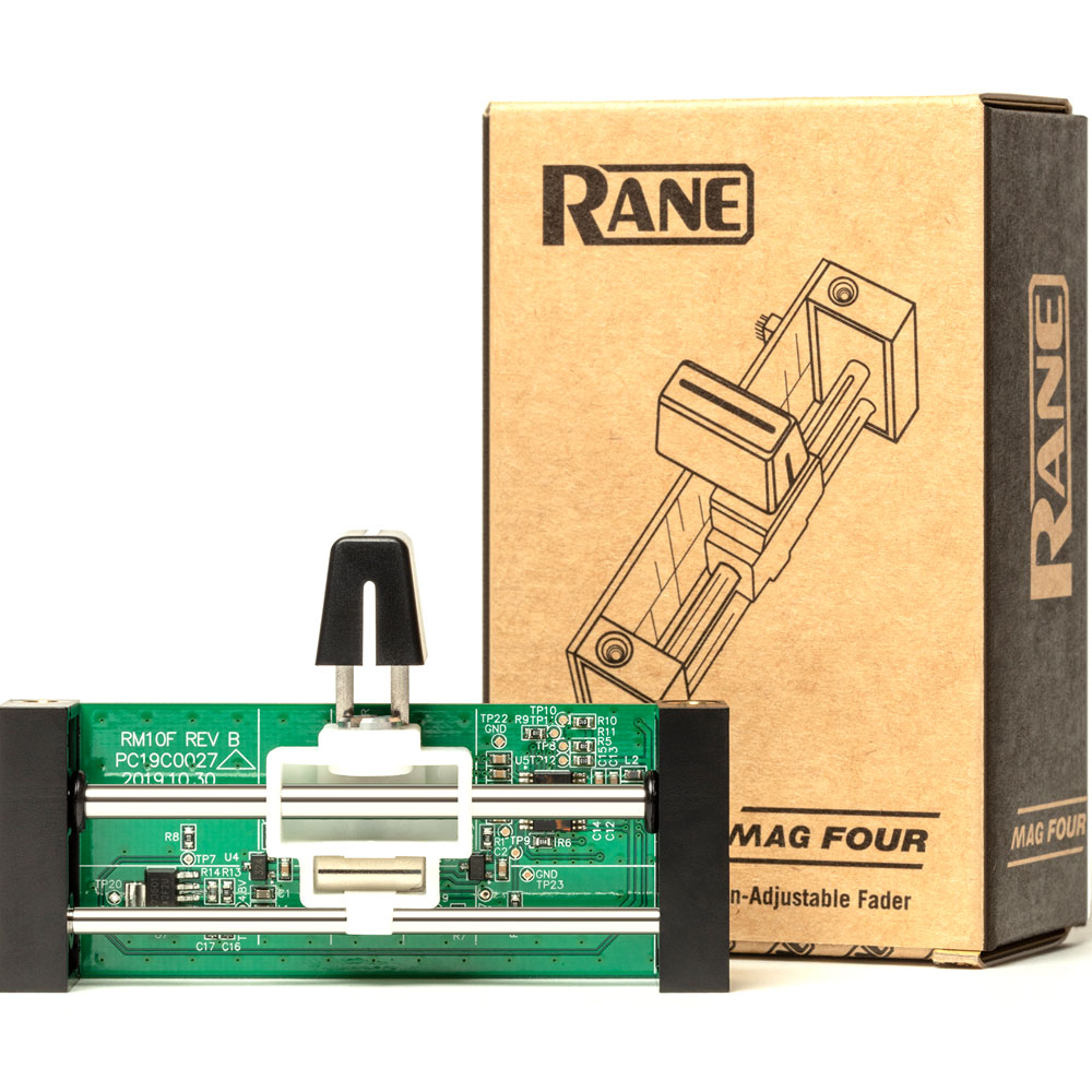 Rane Mag 4 Fader, Replacement Cross Fader SEVENTY, SEVENTY-TWO