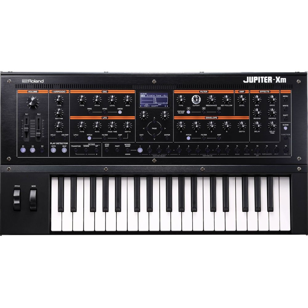 Roland Jupiter-Xm, 37-Key Synthesizer