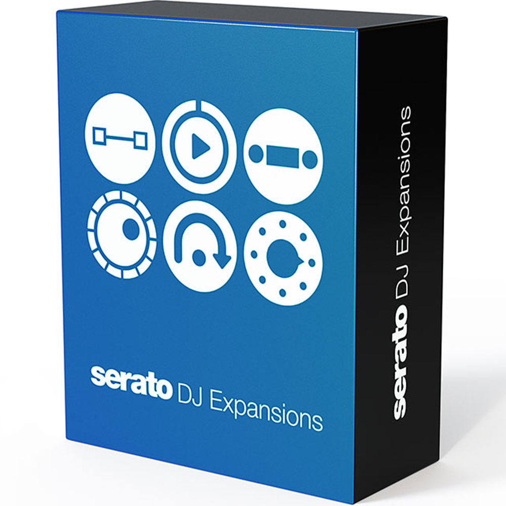 Serato DJ Expansions Software  (Download Only)