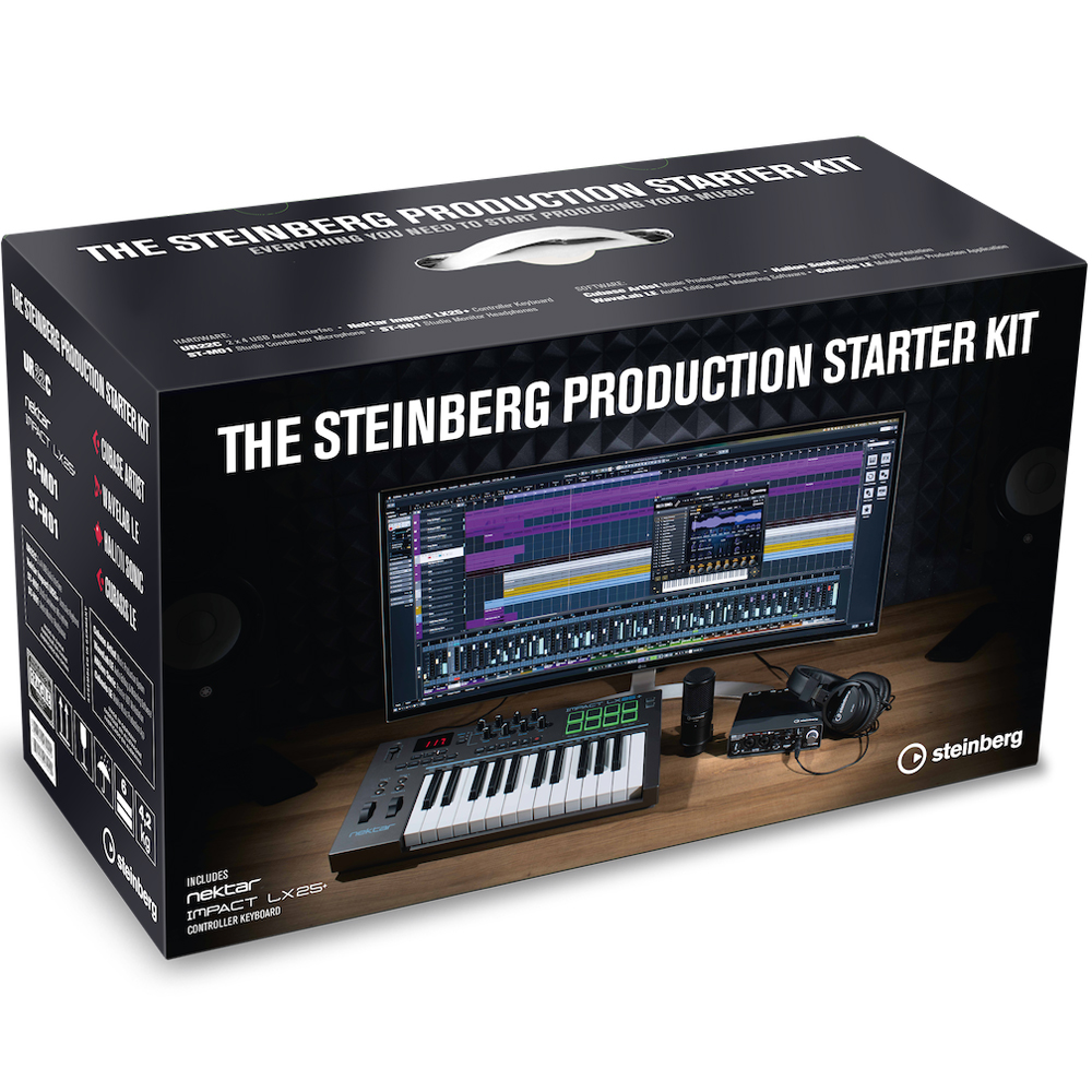Steinberg Production Starter Kit - Limited Time Offer