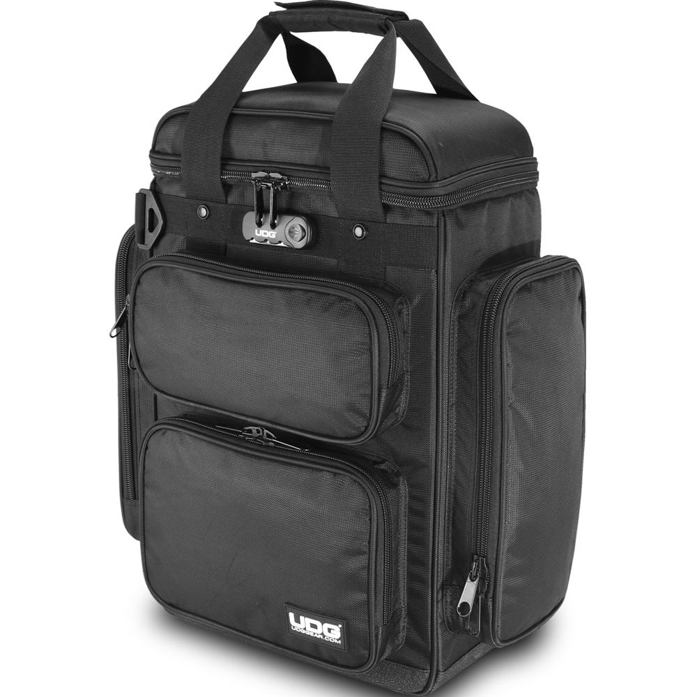 UDG Ultimate Producer Bag Large Black/Orange Performance Equipment Bag