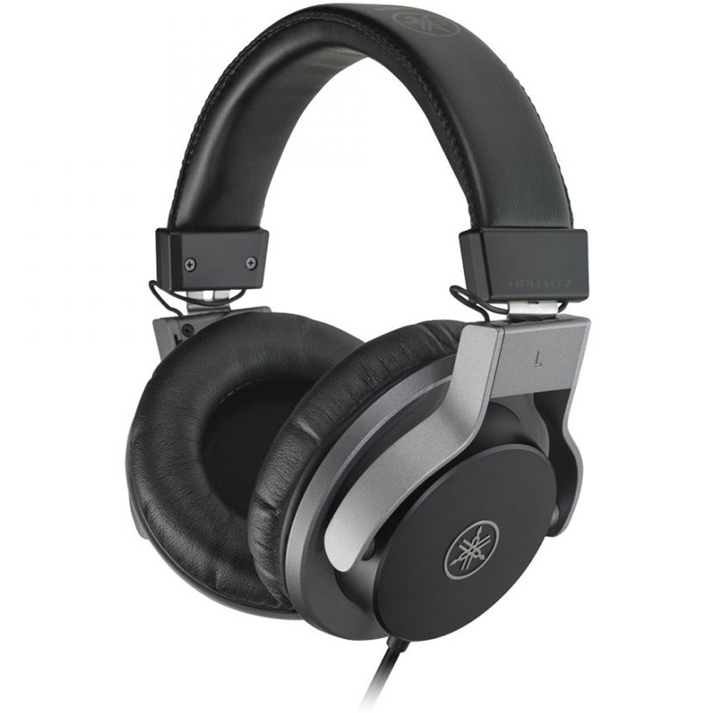 Yamaha HPH-MT7 Black Studio Monitor Headphones
