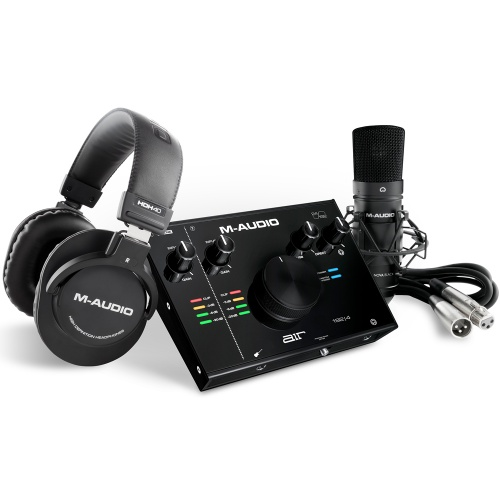 M-Audio Air 192|4 Vocal Studio Pro, Complete Recording Package