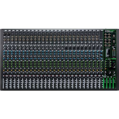 Mackie ProFX30v3, 30-Channel Pro Effects USB Mixer Inc. ProTools First