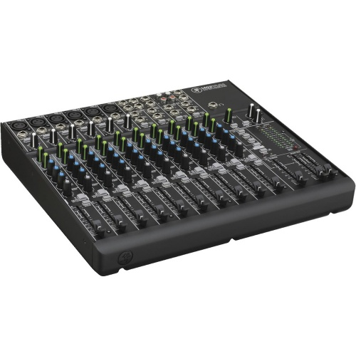 Mackie 1402-VLZ4, 14 Channel Analogue Compact Mixer