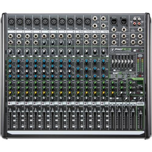 Mackie ProFX16v2 16 Channel Professional Effects Mixer