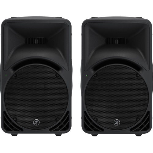 Mackie SRM450 V3 Active Portable PA Speakers (Pair)