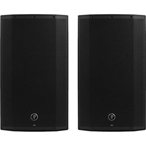 Mackie Thump 12A, Active Portable PA Speakers (Pair)