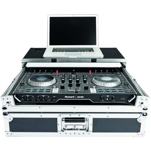Magma DJ Controller Flightcase for Numark NS6II