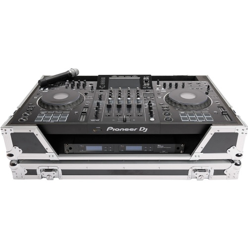 Magma Flight Case For Pioneer XDJ-XZ + 19'' Rackmount Unit