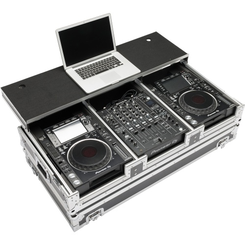 Magma CDJ & Mixer Workstation for Pioneer CDJ-2000/900 NEXUS II