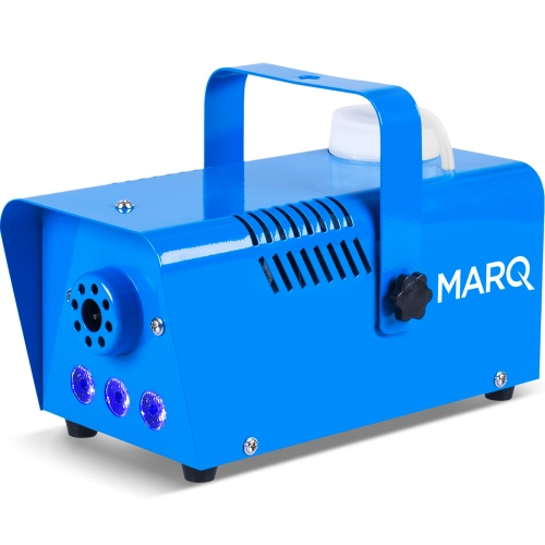 Marq Fog 400 Water Based Fog Machine With LED FX (Blue)