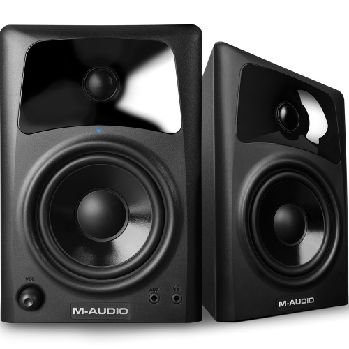 M-Audio AV42 DJ Monitor Speakers