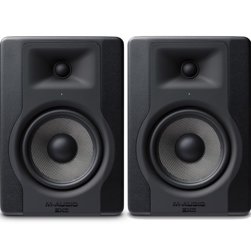 M-Audio BX5 D3 Active Studio Monitors (Pair)