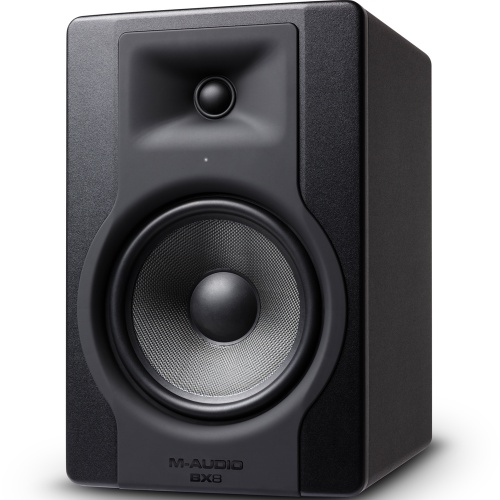 M-Audio BX8 D3 Active Studio Monitors (Single)