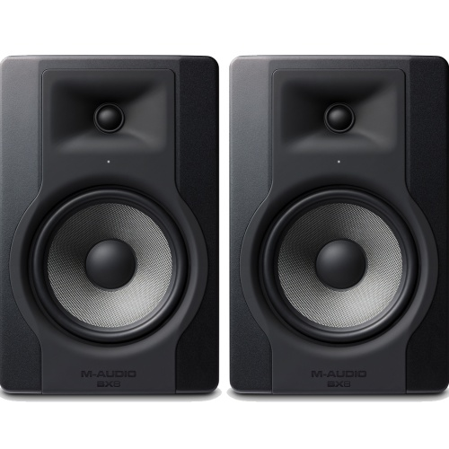 M-Audio BX8 D3 Active Studio Monitors (Pair)