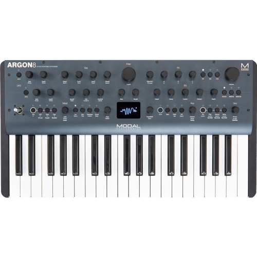 Modal Electronics Argon 8, 8 Voice Polyphonic Wavetable Synth