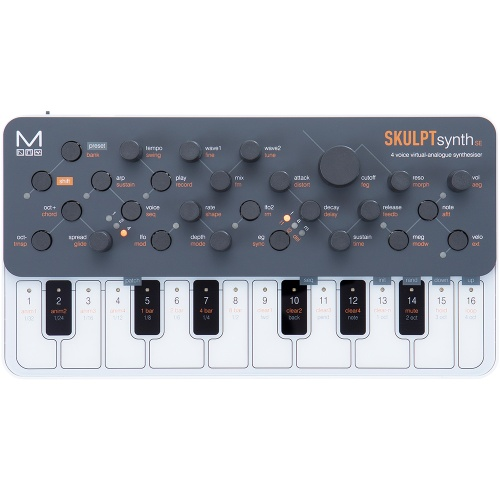 Modal Electronics Skulpt SE Portable Polyphonic Virtual Analog Synthesiser