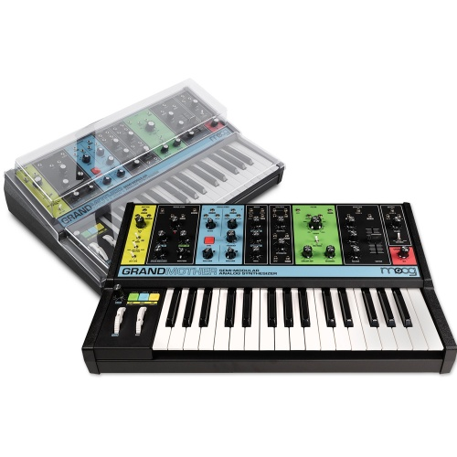 Moog Grandmother Analogue Synthesizer + Decksaver Bundle Deal