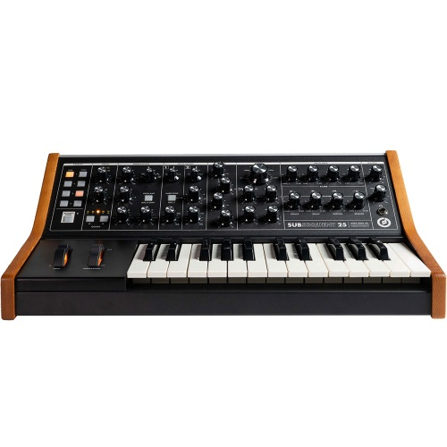 Moog Subsequent 25 / Sub Phatty Paraphonic Analogue Synthesizer