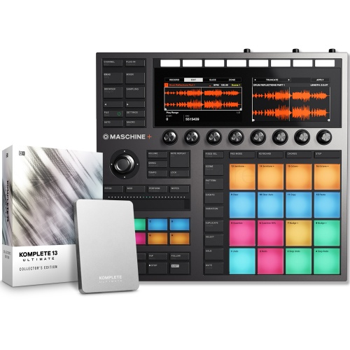NI Maschine + Standalone Instrument & Komplete 13 Ultimate Collectors Edition