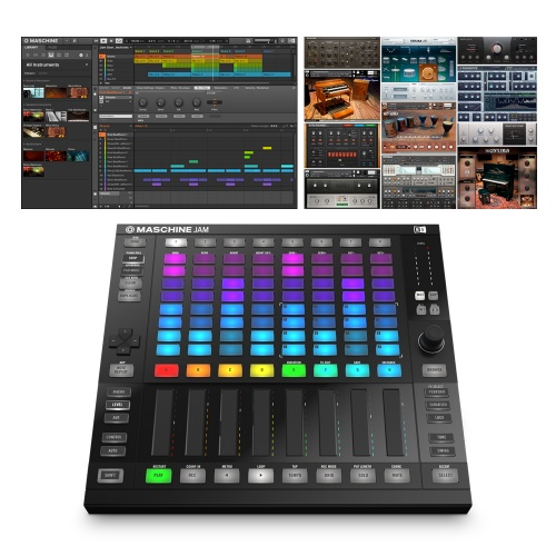 Native Instruments Maschine Jam + Free Komplete Select