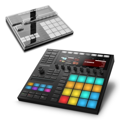 ​Native Instruments Maschine MK3, Komplete Select + Official Decksaver