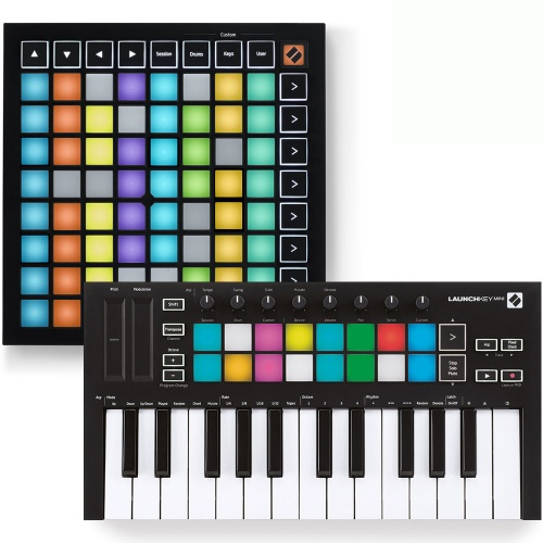 Novation Launchpad Mini MK3 + Launchkey Mini MK3 Bundle Deal