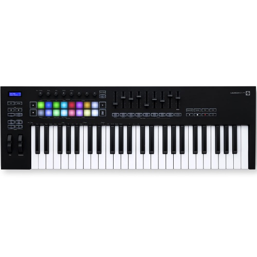 Novation Launchkey 49 MK3, MIDI Keyboard Controller