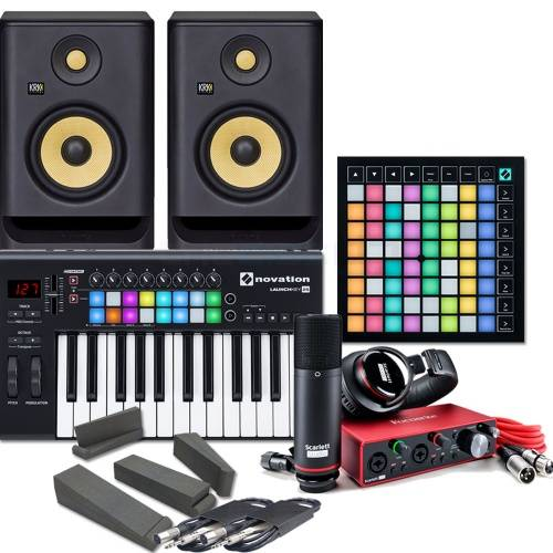 Ultimate Producer Bundle - Complete Studio In-One Package Deal