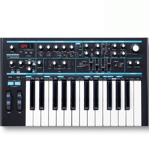 Novation Bass Station 2 Analogue Synthesizer