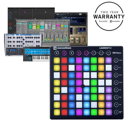 Novation Launchpad MK2, 64 Button Ableton Live Controller